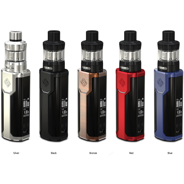 Wismec SINUOUS P80 Full Kit