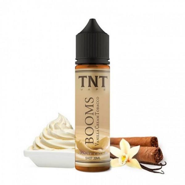 Booms Vanilla Cream Tobacco - ΤΝΤ - Flavor Shots