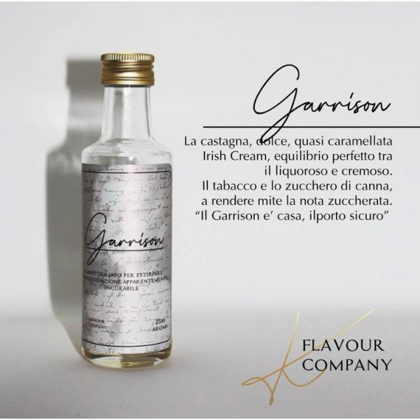 K Flavours – Garrison 25ml for 100ml